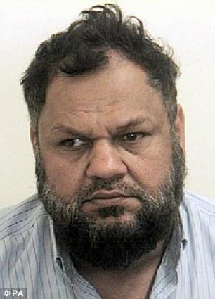 theodore barrett sex offender in Rotherham