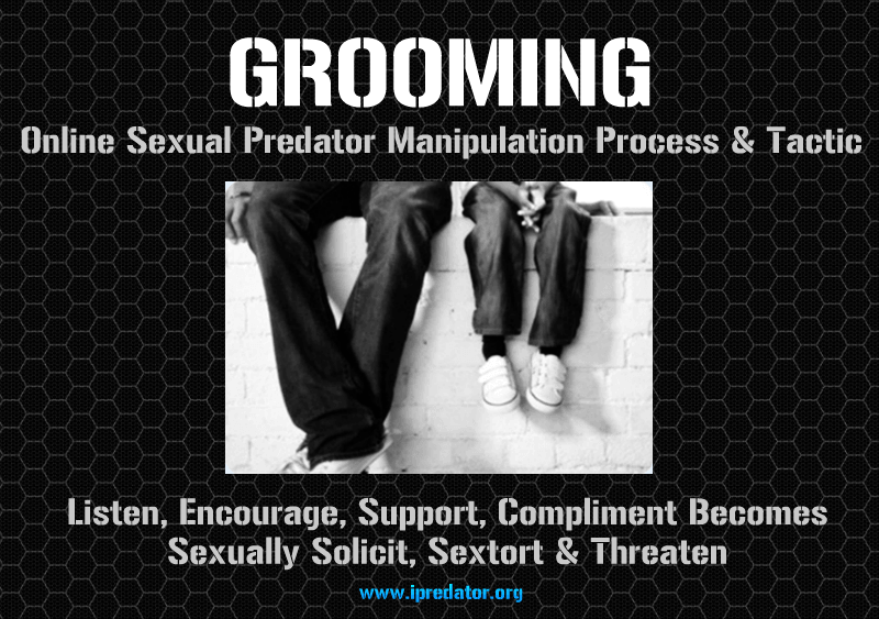 Grooming sexually