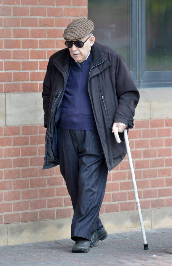John Price – of Ash Tree Close, Bedale, North Yorkshire